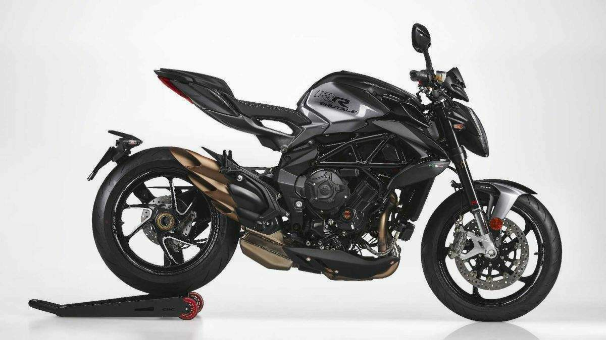 MV Agusta Brutal 800RR SCS technical specifications